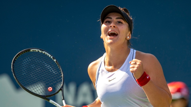 Five reasons why Andreescu can win the US Open - TSN ca