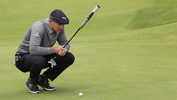 Bryson DeChambeau's slow play prompts PGA Tour reviewing pace of play policy
