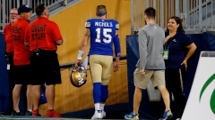 Matt Nichols leaving game