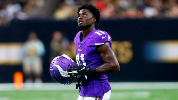 Jaguars sign WR Treadwell following minicamp tryout