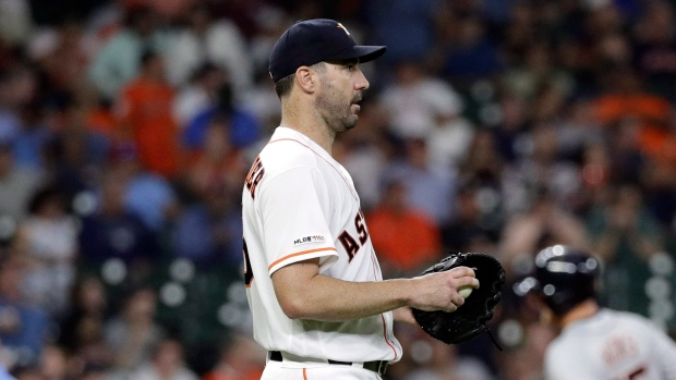 Justin Verlander orders Astros to bar Detroit reporter over grudge