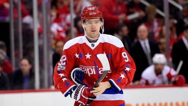 Kuznetsov suspended 3 games by National Hockey League