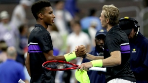 Shapovalov, Auger-Aliassime get first-round byes in Toronto