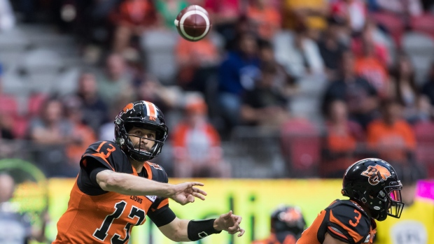 Federal government making 60K rapid tests available for CFL players and staffs