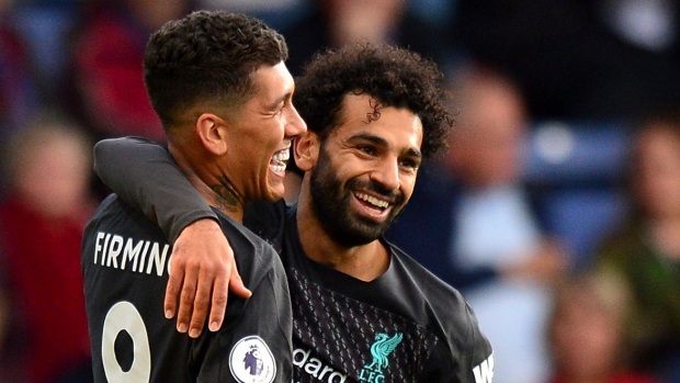 Liverpool cruises to record with win over Burnley in EPL