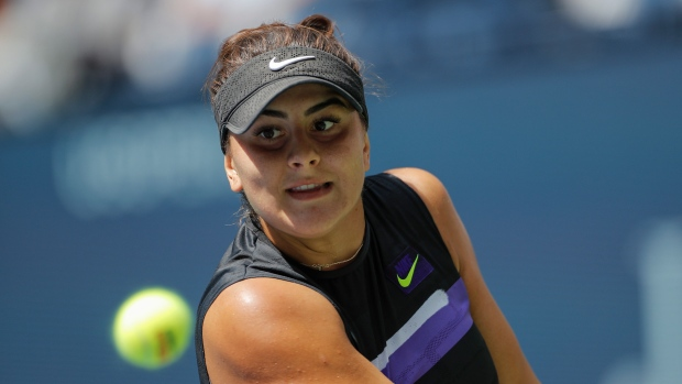 Bianca Andreescu headlines Canadian roster for Fed Cup tie against Switzerland - TSN.ca