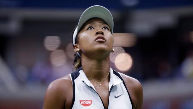 No. 1 seed Naomi Osaka ousted at US Open - TSN