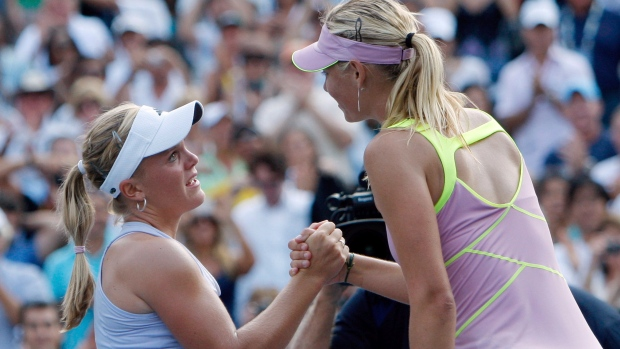 Melanie Oudin looks back at wild 2009 US Open run - TSN.ca