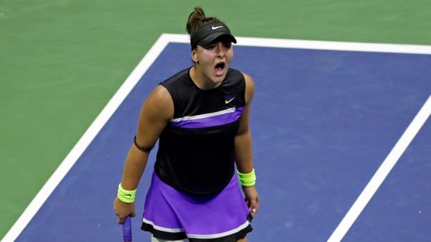 By The Numbers: Bianca Andreescu's incredible run - TSN