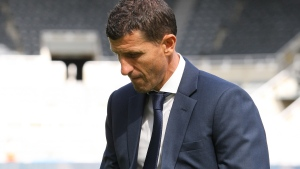 Valencia fires Gracia after 10 months on job