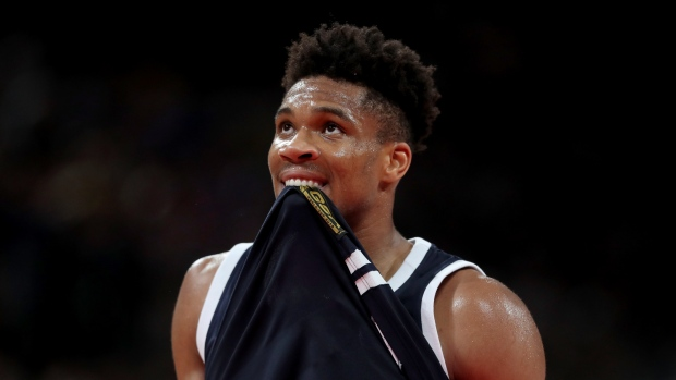 National Basketball Association fines Bucks for Antetokounmpo contract comments
