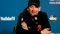 Raptors and Canada men's basketball coach Nick Nurse savours sweet summer Article Image 0