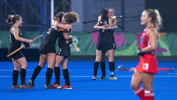 Canada's field hockey teams to face Ireland in Olympic qualifying - TSN.ca