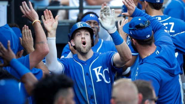 Hunter Dozier's homer sends Kansas City Royals past Lucas