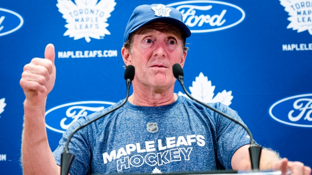Maple Leafs hold 'family discussion' after abysmal loss to Tampa Bay Lightning - TSN.ca