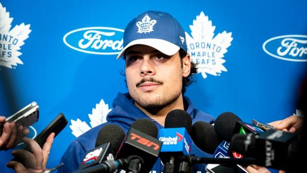 Babcock looking for Kawhi-esque Maple Leafs captain - TSN.ca