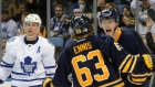 Ennis, Myers celebrate in front of Bozak