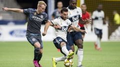 Whitecaps return from break looking for strong finish to dismal season Article Image 0