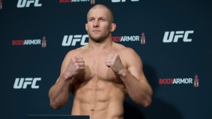 Canada's Cirkunov loses UFC split decision in move down to middleweight