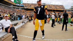Roethlisberger done for season with right elbow injury Article Image 0
