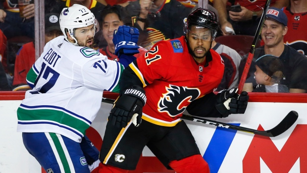 Jake Virtanen scores OT winner as Vancouver Canucks rally over Calgary Flames in pre-season - TSN.ca