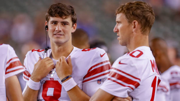 Giants likely to start Eli Manning against Eagles