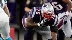 Patriots place tackle Isaiah Wynn on injured reserve Article Image 0