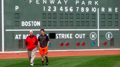 Another Yaz in LF in Fenway Park; Giants' Mike Yastrzemski Article Image 0