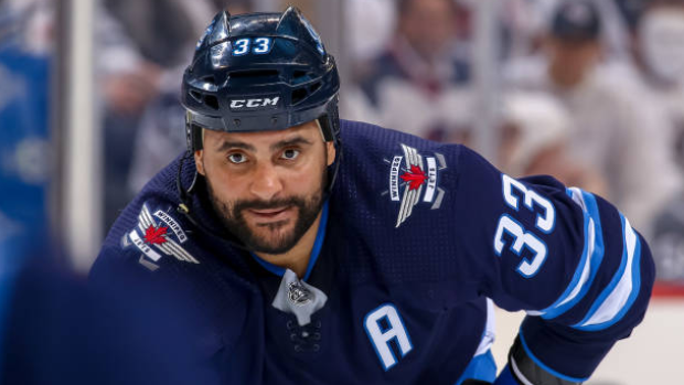 Report Dustin Byfuglien Consults With Winnipeg Jets On Post Surgery Rehab Tsn Ca