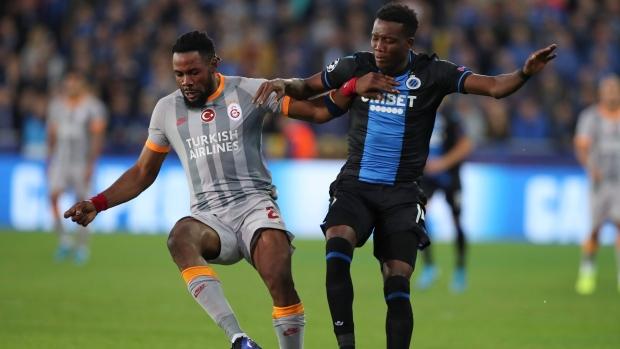 Club Brugge Galatasaray Draw In Champions League TSN ca