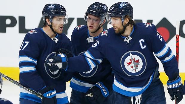 Andrew Copp and Sami Niku lead Winnipeg Jets past Minnesota Wild - TSN.ca
