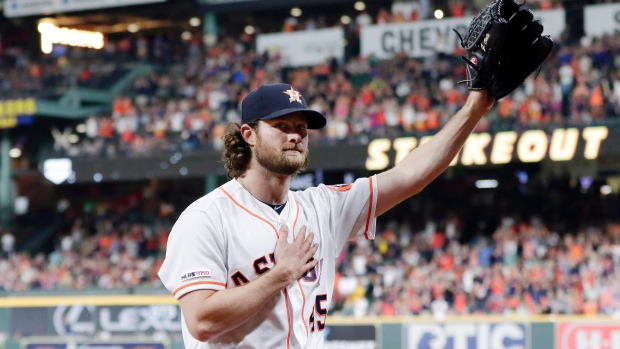 Gerrit Cole reaches 300 Ks for season, Astros beat Rangers 3-2
