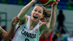 Canada's women's basketball team to begin Olympic qualifying process Article Image 0