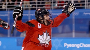 Team Canada player profile: Sarah Nurse