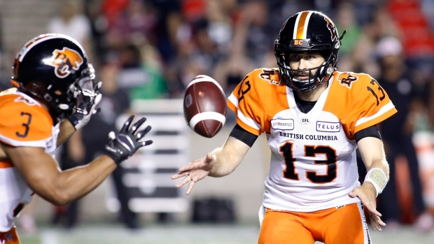 Mike Reilly leads BC Lions to blowout win over Ottawa Redblacks - TSN.ca