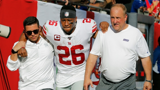 Vikings likely won't have to face Saquon Barkley in Week 5