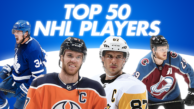 2019 TSN Hockey Top 50 Players