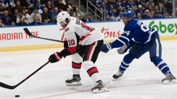 New Leaf Barrie eager to line up against NHL's best - TSN