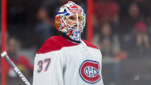 Ice Chips: Keith Kinkaid starts for Montreal Canadiens against Buffalo Sabres - TSN.ca