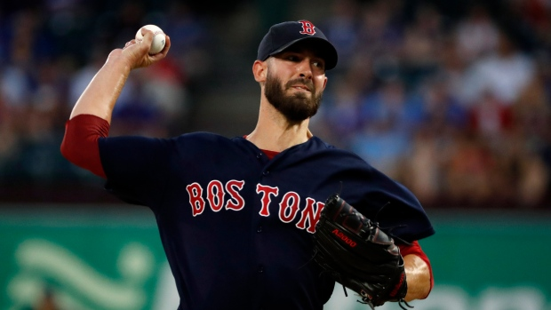 Rick Porcello agrees to one-year deal with Mets
