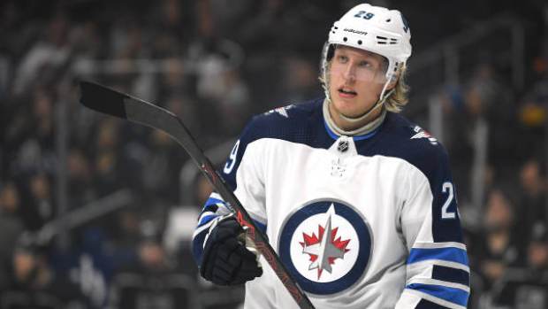 Patrik Laine For Me It S Just Trying To Remember How To Skate Again Tsn Ca