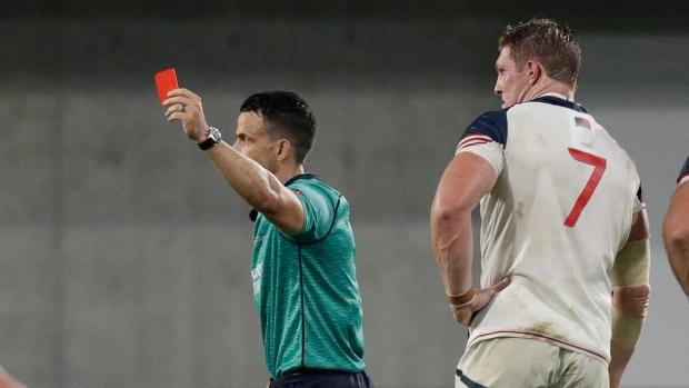Jones hails Ford's leadership as England thrash USA