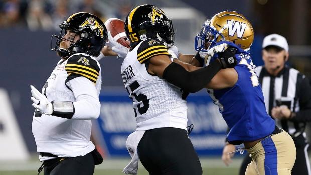 Dave Naylor's Kickoff: Hamilton Tiger-Cats, Winnipeg Blue Bombers aiming to end title droughts - TSN