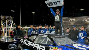 Ranger Claims Third NASCAR Pinty's Series Championship