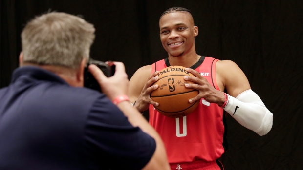 Report Houston Rockets Guard Russell Westbrook To Debut Vs