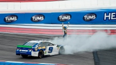 Column: Wild weekend at home pumps new life into NASCAR Article Image 0