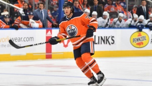 Ice Chips: Oilers D Bear out vs. Flames