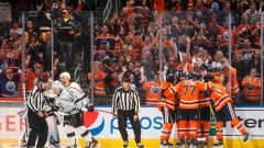 Neal scores twice, McDavid has four points as Oilers down Kings 6-5 Article Image 0