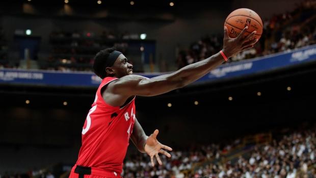 Siakam sharp as Raptors rally past Rockets - TSN