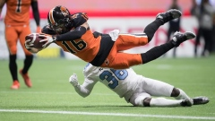 B.C. Lions, Saskatchewan Roughriders players take CFL weekly honours Article Image 0